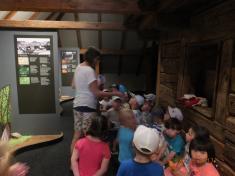 BROUČCCI navštívili Dům přírody v Klenčí
