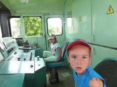 Vlaková show