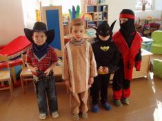 Karneval 2011- Broučci