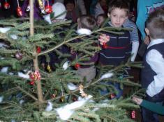 Vánoční posezení