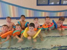 Bazén 2016